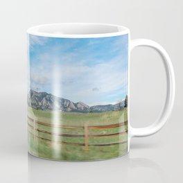 Eldorado Canyon Coffee Mug