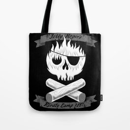 Pirate Camp Tote Bag