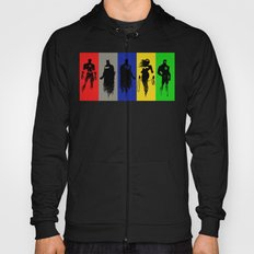 Justice Silhouettes Hoody
