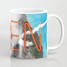 Gate Now Open Coffee Mug