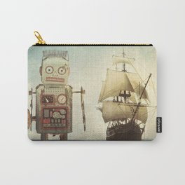 sailing takes me away... Carry-All Pouch