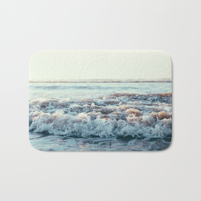 Pacific Ocean Bath Mat