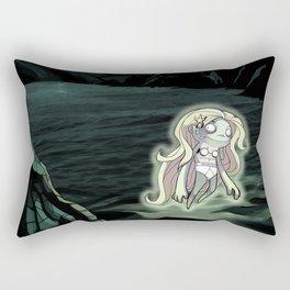 Scary Harry Rectangular Pillow