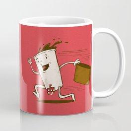 One Hot Cup Of Coffee Coffee Mug
