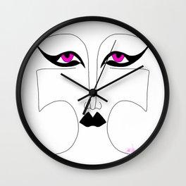 Thirty Five Wall Clock