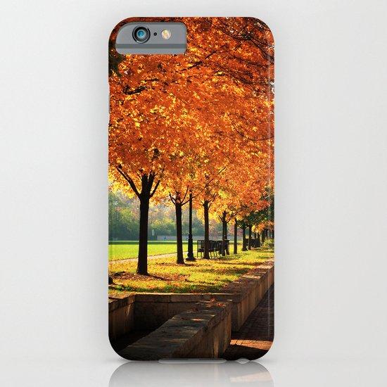 Urban Fall iPhone & iPod Case