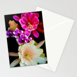 Pinkish, Pinker, And Far Out Pink Stationery Cards