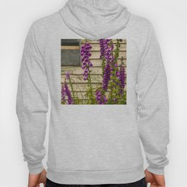 The Old House Is Abandoned... Yet Wildflowers FLOURISH Hoody