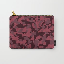 Tawny Port Camouflage Carry-All Pouch
