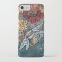 caitlin hackett iPhone & iPod Cases featuring Ashes to Ashes by Caitlin Hackett