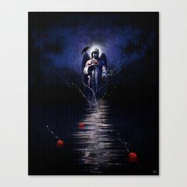 Sea of Remorse Canvas Print
