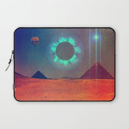 Telepathy. Laptop Sleeve