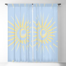 Sunshine / Sunbeam 5 Blackout Curtain
