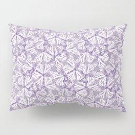 Dusty Butterflies Pillow Sham