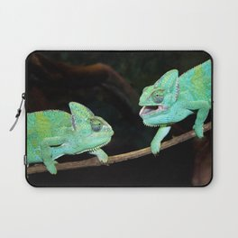 Chameleons Laptop Sleeve