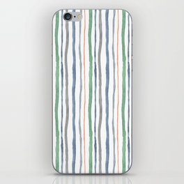 Cacophony Stripes iPhone Skin