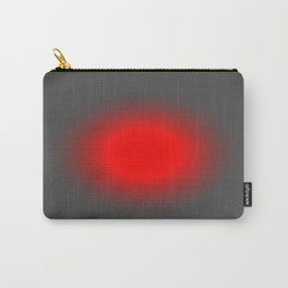 Red & Gray Focus Carry-All Pouch