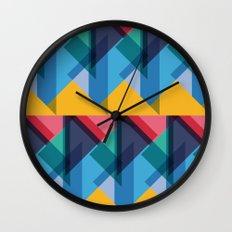 Crazy Abstract Stuff 2 Wall Clock