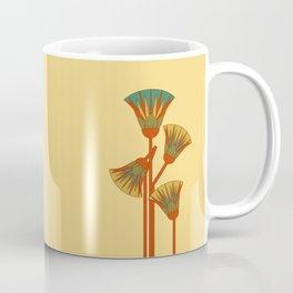 Ancient Egyptian lotus - Colorful Coffee Mug