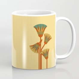 Ancient Egyptian lotus - Colorful Coffee Mug