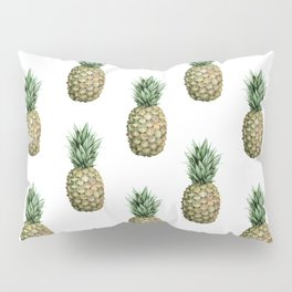 Classic Pineapple Pattern Pillow Sham