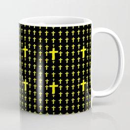 Christian Cross 16 Coffee Mug