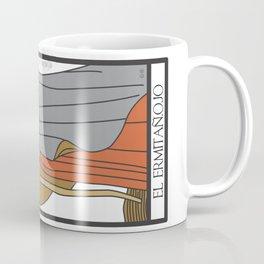 el ermitañ.ojo Coffee Mug