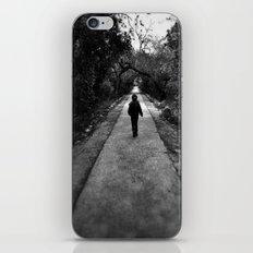 Narrow Road iPhone & iPod Skin