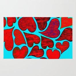 Valentines at Tiffanys Rug