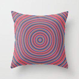 Taking Aim Throw Pillow