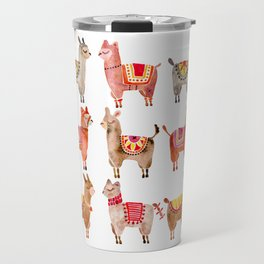 Alpacas Travel Mug