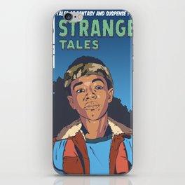 Stranger Tales Comics #02 iPhone Skin