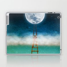 Reach for the Moon Laptop & iPad Skin