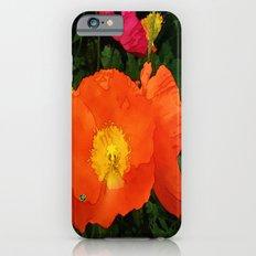 Poppies One iPhone 6s Slim Case