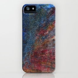 Anger's Issue iPhone Case