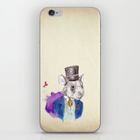 hamster iPhone & iPod Skins featuring hamster by Amit Shimoni