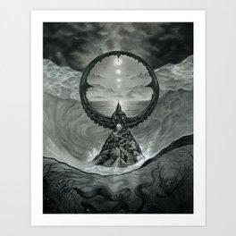 Passage Art Print
