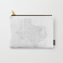 Texas LineCity W Carry-All Pouch