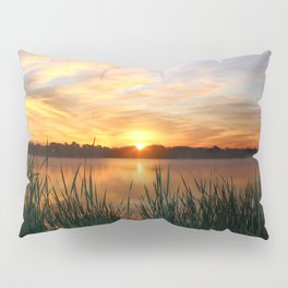 Sunrise At the Lake Pillow Sham