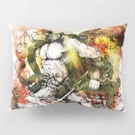Dragger Pillow Sham