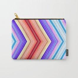 Soft Rainbow Carry-All Pouch