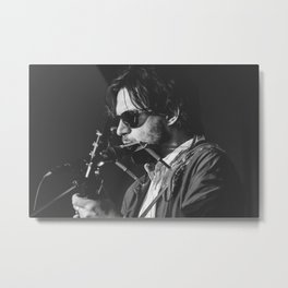 Conor Oberst Metal Print