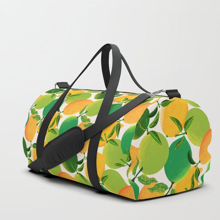 Lemons and Limes Duffle Bag