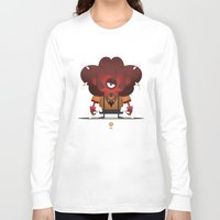 leo Long Sleeve T-shirts featuring LEO by Angelo Cerantola