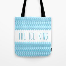 the ice king pattern...mathamatical! Tote Bag