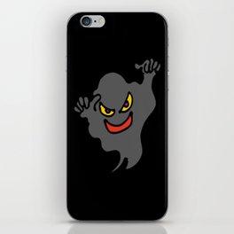 dark wraith iPhone Skin