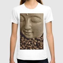 buddha coffee 2 T-shirt