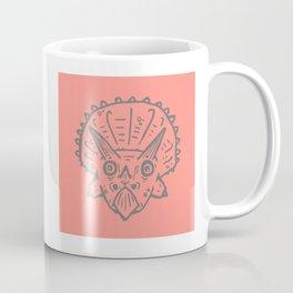 Asteroid Anxiety - Triceratops Coffee Mug