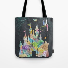 Castle fit for a princess Tote Bag