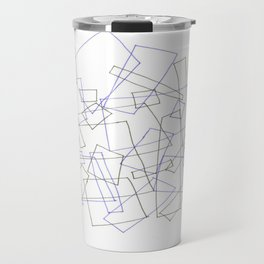 Quadrilateral Travel Mug